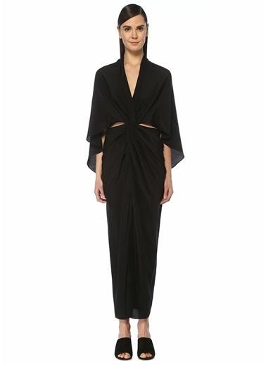 Beymen&Designer Plaj Elbisesi Siyah